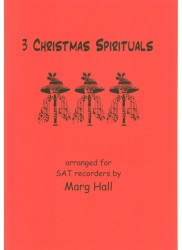 Three Christmas Spirituals