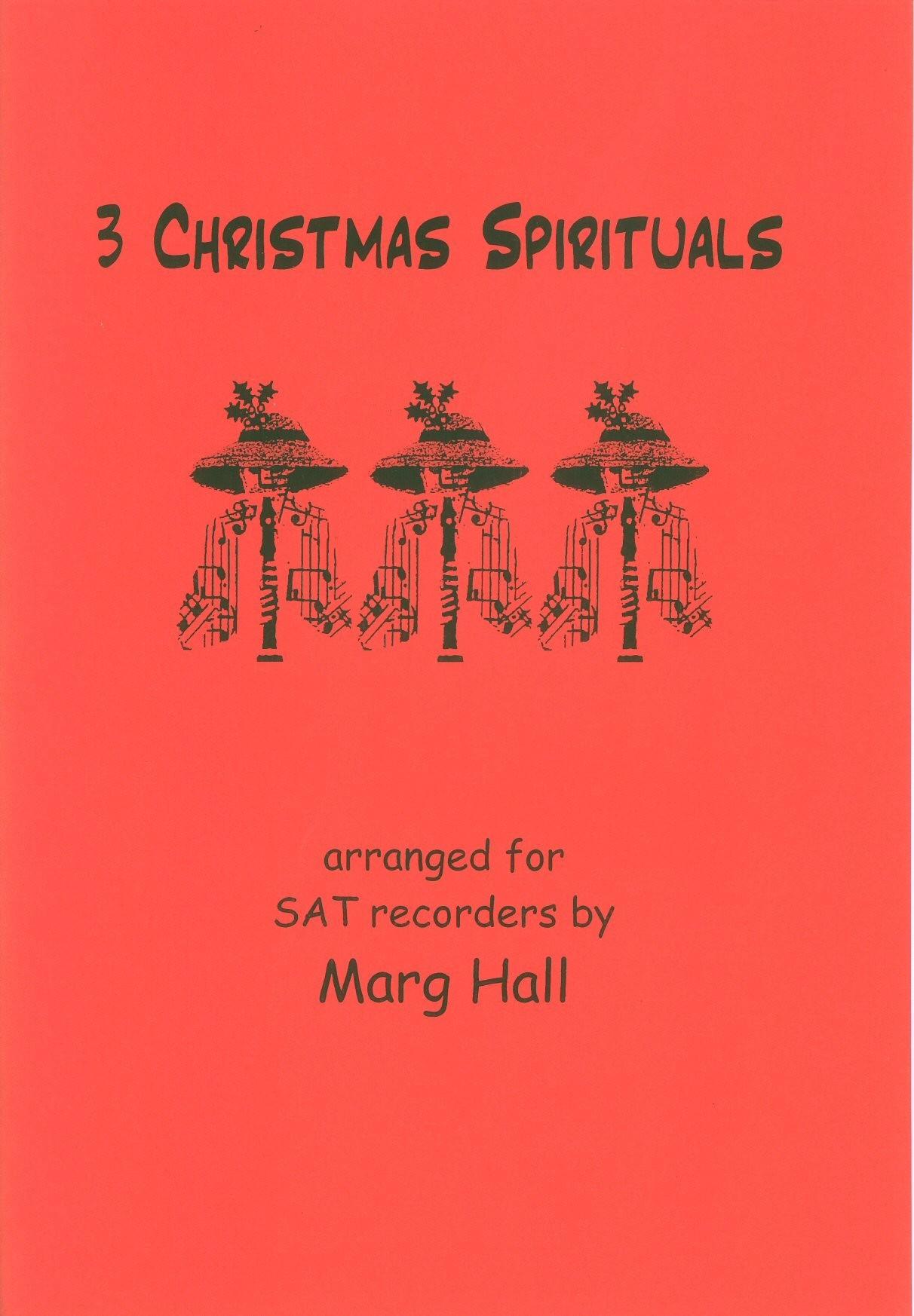 Three Christmas Spirituals - Orpheus Music