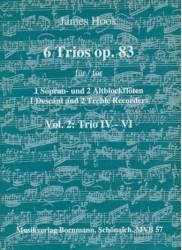 6 Trios (Op 83): Vol 2