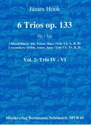 6 Trios op133- Vol 2