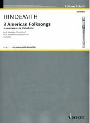 3 American Folksongs