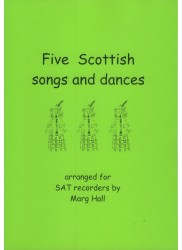 Five Scottish songs and dances