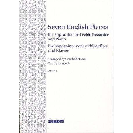 Seven English Pieces