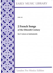 2 15th-century songs