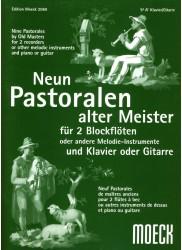 Nine Pastorales by Old Masters