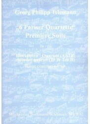 Paris Quartet Premiere Suite
