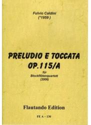 Preludio e Toccata Op 115a