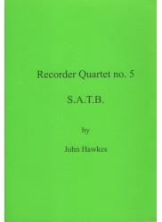 Recorder Quartet No 5