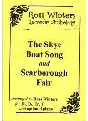 The Skye Boat Song and Scarborough Fair