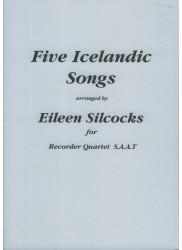 Five Icelandic Folk Songs