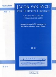 Der Fluyten Lust-hof: Complete Edition with full commentary