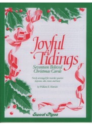 Joyful Tidings: Seventeen Beloved Christmas Carols