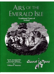 Airs of Emerald Isle: Traditional Tunes of Ireland