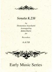 Sonata K 238