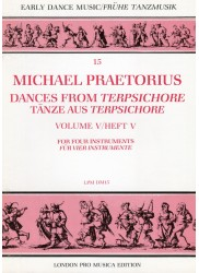Dances from Terpsichore: Vol 5