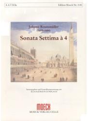 Sonata Settima a 4