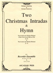 Two Christmas Intradas and Hymn