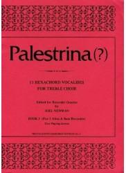 11 Hexachord Vocalises, Book I