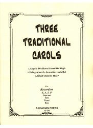 Three Traditional Carols