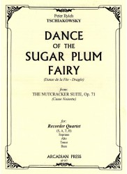 Dance of the Sugar Plum Fairy from The Nutcracker Suite Op. 71