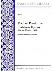Christmas Hymns (Musae Sioniae1609)