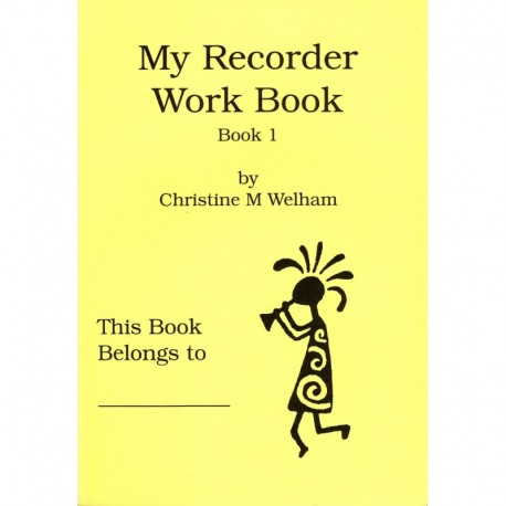 My Recorder Work Book