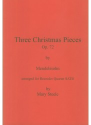 Three Christmas Pieces Op. 72