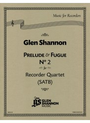 Prelude & Fugue No 2