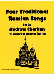 Four Traditional Russian Songs