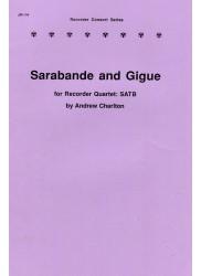 Sarabande and Gigue