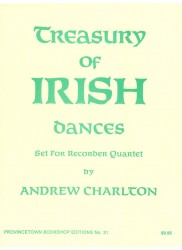 Treasury of Irish Dances