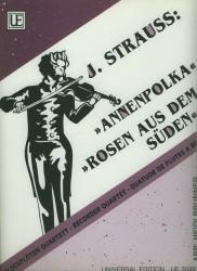 Annenpolka, Rosen aus dem Sueden