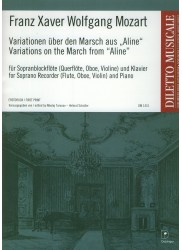 "Variations on the March from ""Aline"""