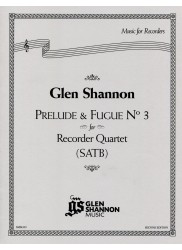 Prelude & Fugue No 3