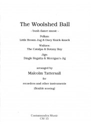 The Woolshed Ball