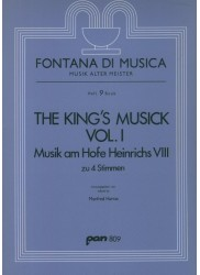 The King's Musick Vol 1