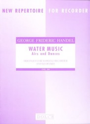 Water Music: Airs and Dances