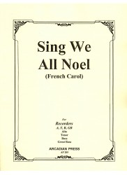 Sing We All Noel