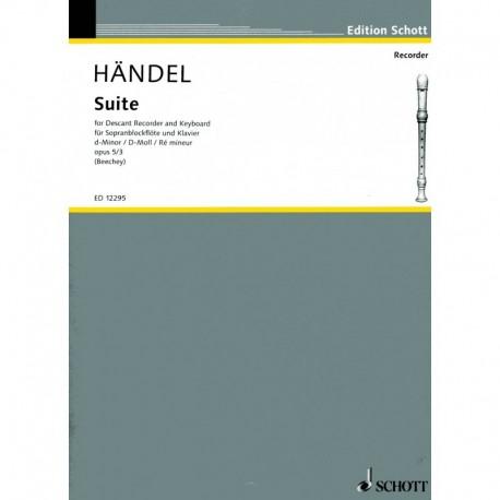 Suite in d minor Op. 5 No. 3