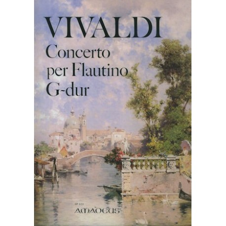 Concerto in G Major Op 44 No 11
