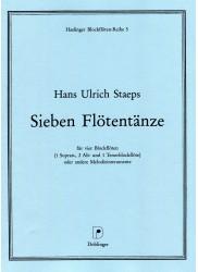 Sieben Floetentaenze