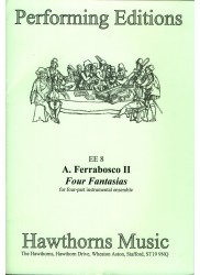 Four Four-Part Fantasias