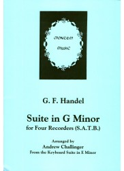 Suite in G Minor