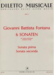Sonata Prima, Sonata Seconda