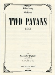 Two Pavans