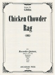 Chicken Chowder Rag (1905)