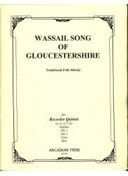 Wassail Song of Gloucestershire