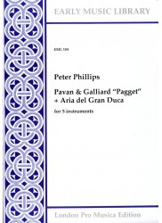 "Pavan & Galliard ""Pagget"""