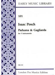 Paduana and Gagliarda