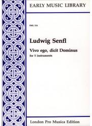 Vivo ego dicit Dominus